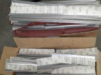 20-13-300/600 Šlifavimo popierius šepetinėms š