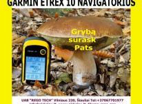 GPS GARMIN ETREX 10 NAVIGATORIUS