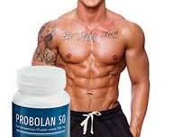 Probolan 50 žaibiškai padidinsi savo raumenų ma