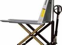 Nirlita - Naujas žirklinis paletinis vežimėlis