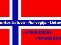 SIUNTOS Į NORVEGIJA 869818264