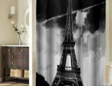 Dušo užuolaida Paryžius