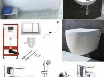 Pilnas vonios kambario įrangos komplektas