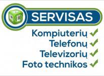 Kompiuterių servisas Klaipėdoje