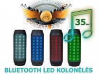 AKCIJA! AEC Bluetooth garso kolonėlė su pulsuoja