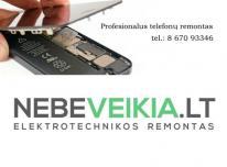 Telefonų ekranų keitimas Klaipėdoje ir Lietuvoj
