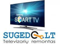 Patikimas Televizorių remontas Klaipėdoje