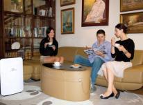 Oro valymo filtras namams ir ofisams