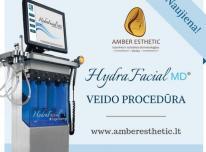 HydraFacial procedūra – giluminis veido valymas